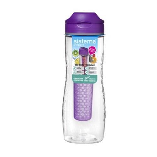 """בקבוק 800 מ""""ל דגם הידרו-טריטן INFUSER"""