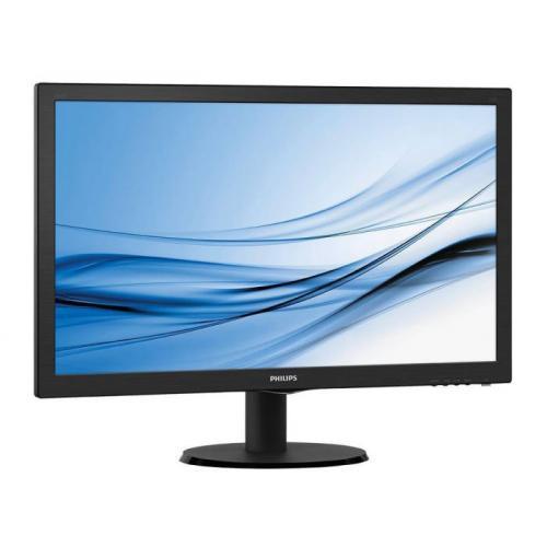 """מסך מחשב מעולה דגם Philips 23.6"""" LED MVA"""