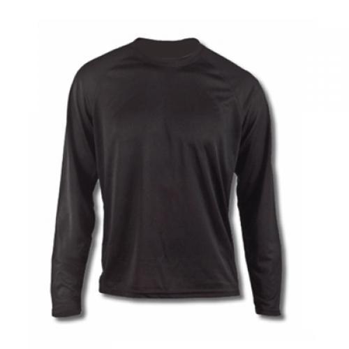 חולצה מנדפת בטכנולוגיית DRY FIT שרוול ארוך