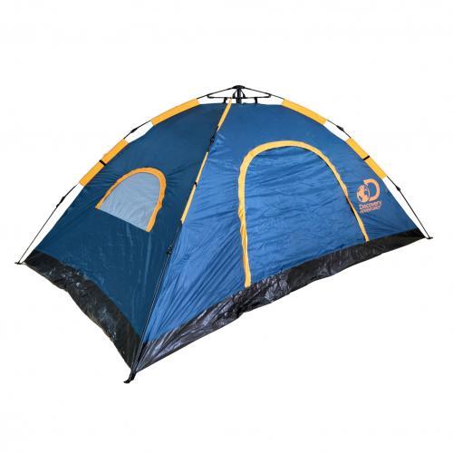 אוהל פתיחה מהירה - עד 6 אנשים DISCOVERY