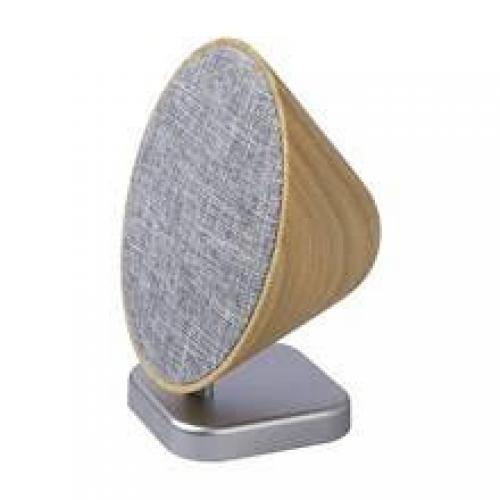 """""""הורן"""" רמקול Bluetooth מעוצב"""