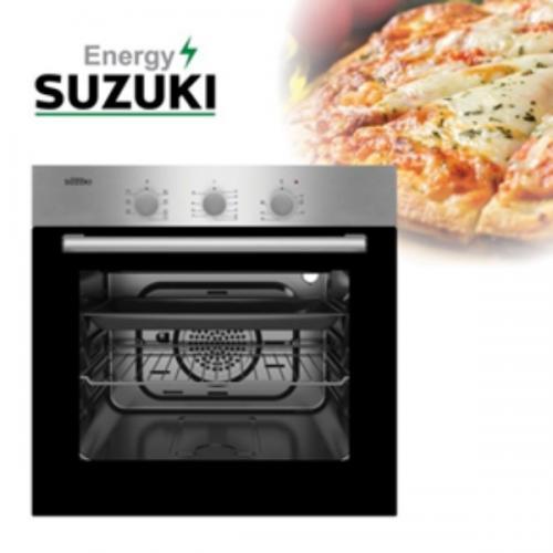 סוזוקי תנור בנוי נירוסטה SZ-606IX של SUZUKI
