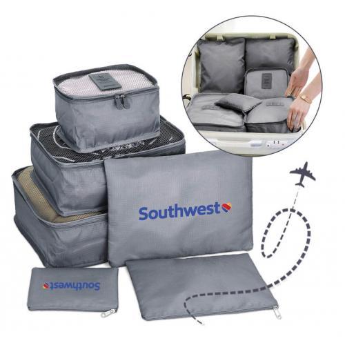 6 תיקי אחסון לנסיעות או לארון