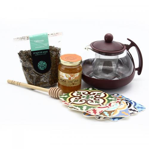 מארז תה לשנה של בריאות
