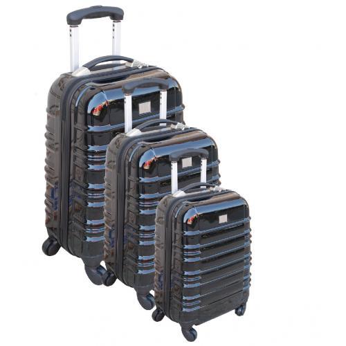 סט מזוודות PC' 20'',24'',28''