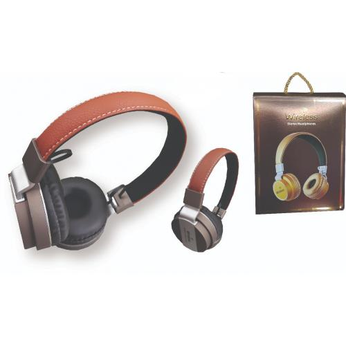 אוזניות בלוטוס מהודרות עם מיקרופון מובנה