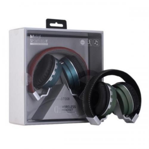 אוזניות אלחוטיות Bluetooth  מתקפלות