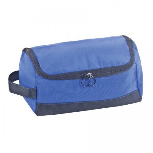 תיק רחצה כחול