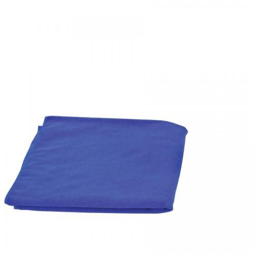 מגבת גוף נידוף מהיר 70*140 בנרתיק כחול