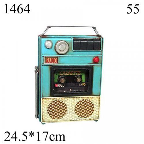 קופסאת רדיו - קלטת רטרו