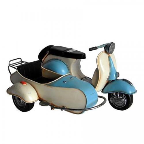 אופנוע רטרו
