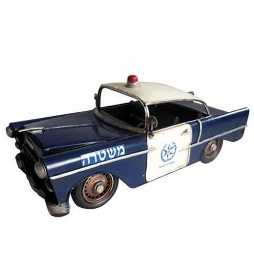 רכב משטרה רטרו