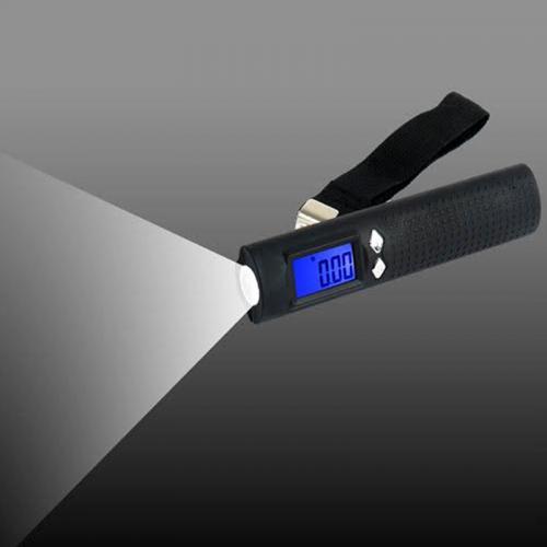 סוללת הטענה עם משקל ופנס LED