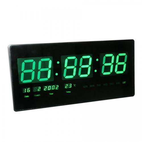 שעון קיר חשמלי דיגיטאלי