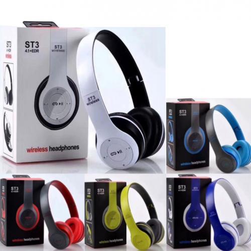 ST3 - אוזניות BLUETOOTH גדולות