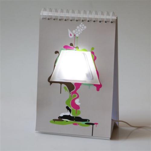 מנורת LED מיוחדת