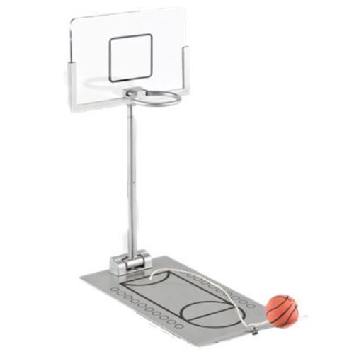 משחק כדורסל מתכתי לשולחן
