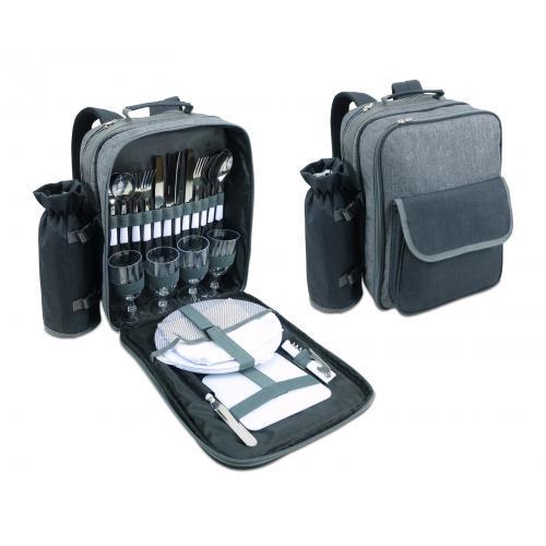 וייס - צידנית פיקניק מפוארת עם כלים