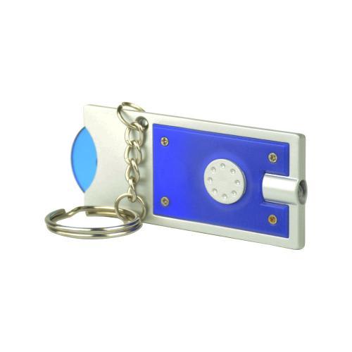 מונטנה - מחזיק מפתחות מאובזר