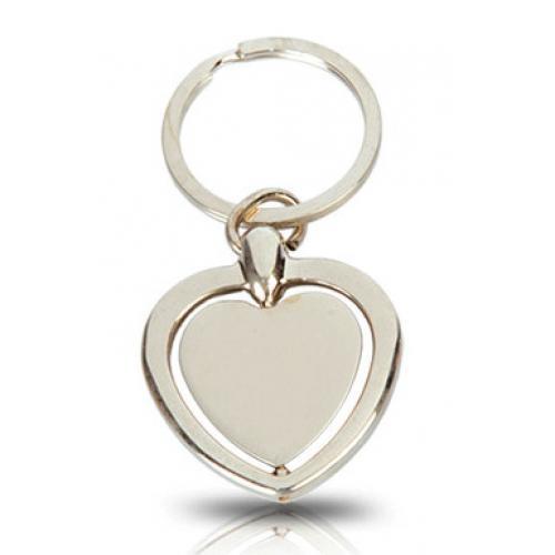 מיזורי - מחזיק מפתחות בצורת לב
