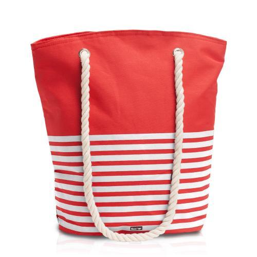 תיק צד/ ים/ קניות עם צידנית פנימית