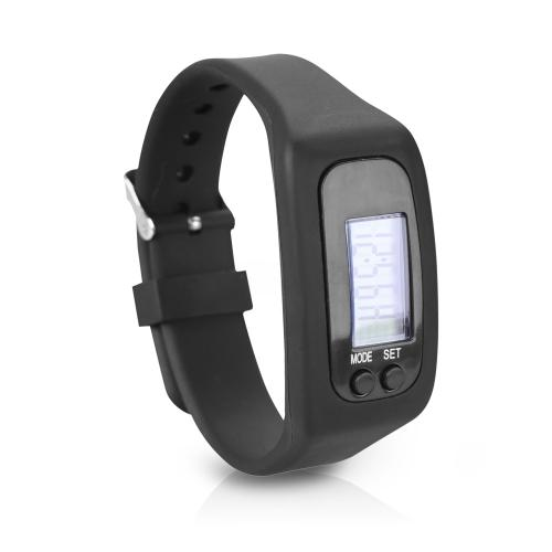 שעון יד דיגיטלי עם מד צעדים