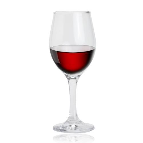 בורדו - כוס יין מזכוכית