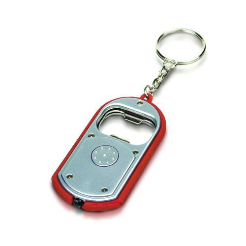 מיין - מחזיק מפתחות עם פנס ופותחן