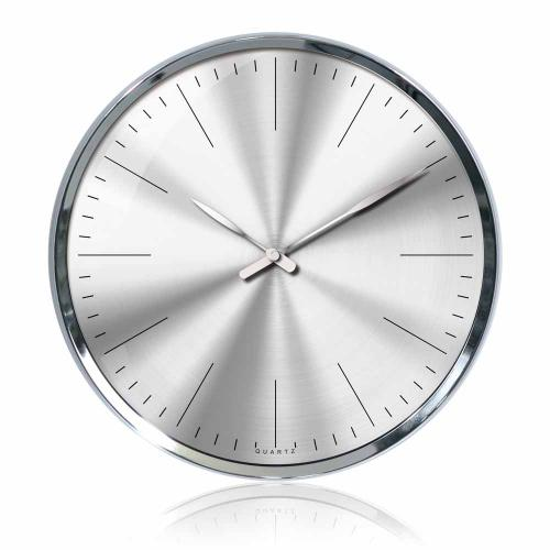 """שעון קיר קוטר 33 ס""""מ"""