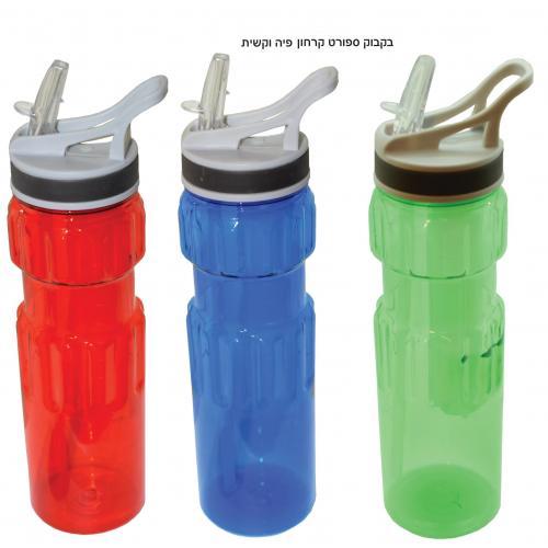 בקבוק קרחון פלסטיק