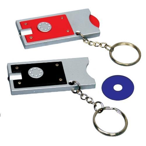 מחזיק מפתחות פנס+5 ₪