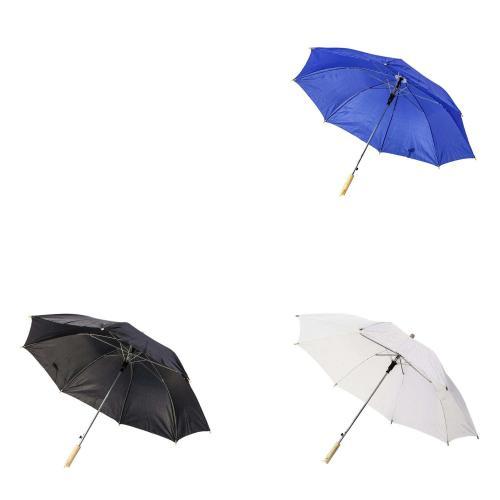 מטריה ידית עץ