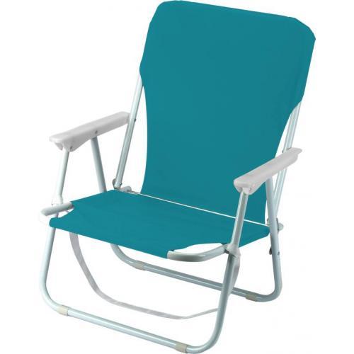 כיסא מתקפל עם כיס ורצועת נשיאה
