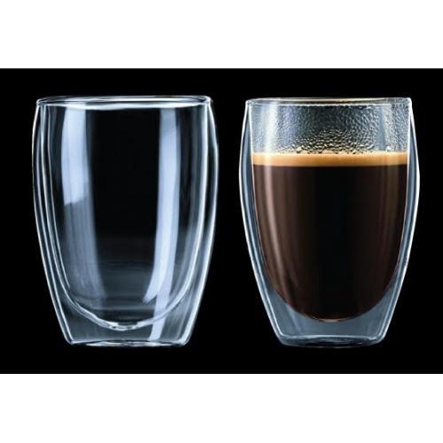 כוסות זכוכית למניעת שבר דופן פנימית