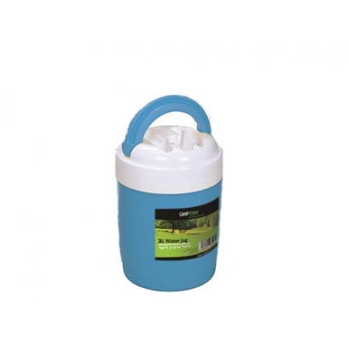 מיכל מים קשיח מעולה 3 ליטר של CAMPTOWN