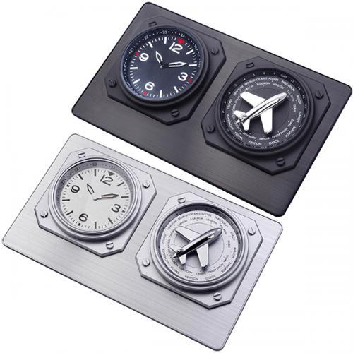 שעון עולם שולחני אולימפיק OLIMPIC  עם מטוס מסתובב