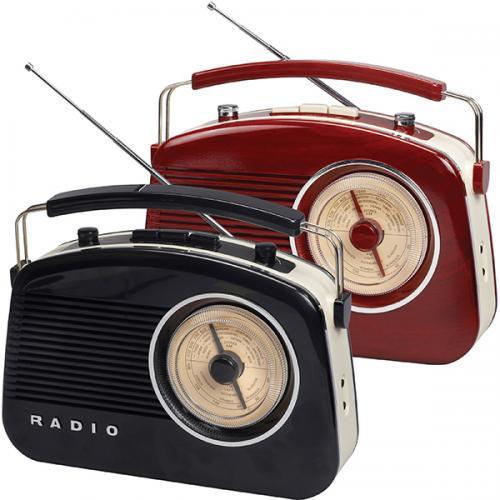 רדיו רטרו בורדו-עץ סאונד איכותי מאוד , חיבור AUX+BT לניידים