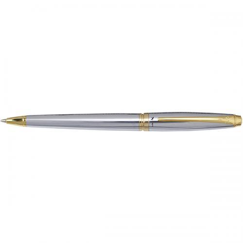 עט X-Pen רגטה  כדורי Regatta כסף זהב  מבריק
