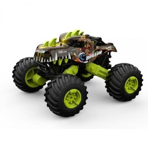 ג'יפ שלט 4X4 מפלצת דרקון עם גלגלי ענק 1:16 2.4GHz מבית MACHINA
