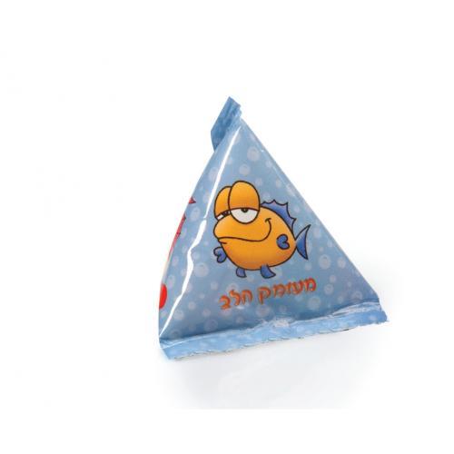 פירמידה מודפסת במילוי עדשים מיני מיני