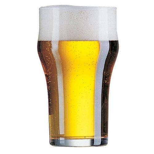 כוס בירה עם בטן- 345 מל