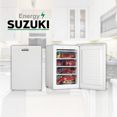 סוזוקי מקפיא 4 מגירות לבן  SUZUKI ENERGY