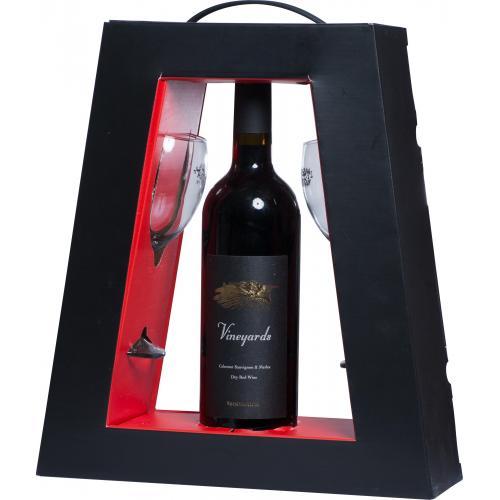 יין במארז טרפזי