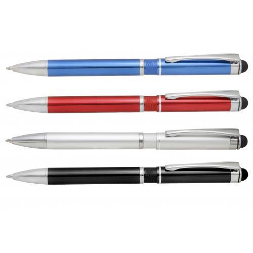 עט מתכת טאץ'
