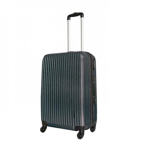 מזוודה טרולית שחורה