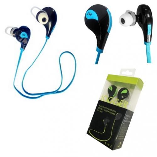 sport headphone אוזניות אלחוטיות קלות משקל משולבות דיבורית לשיחות