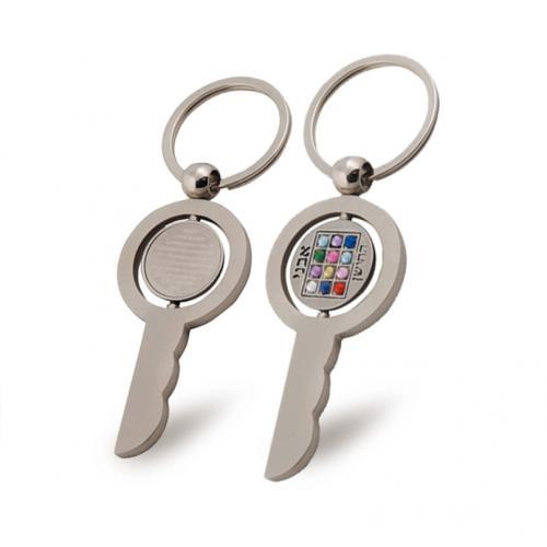 מחזיק מפתחות צורת מפתח