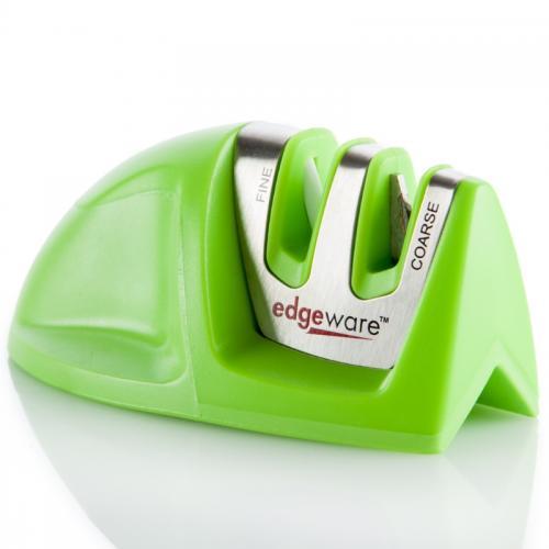 משחיז 2 שלבים לסכינים (ירוק)