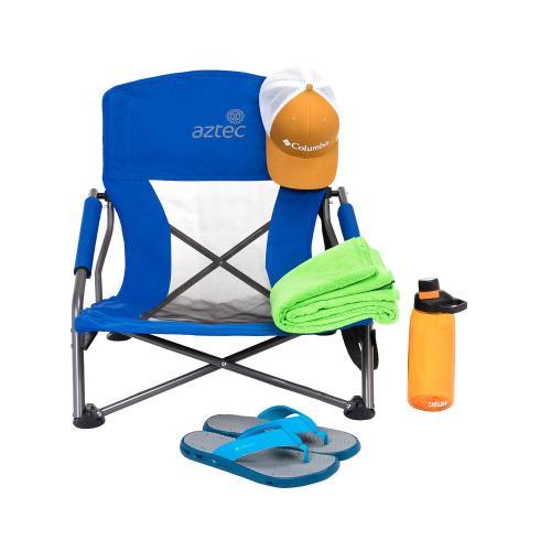 כיסא חוף ושטח Coppola, מבית AZTEC