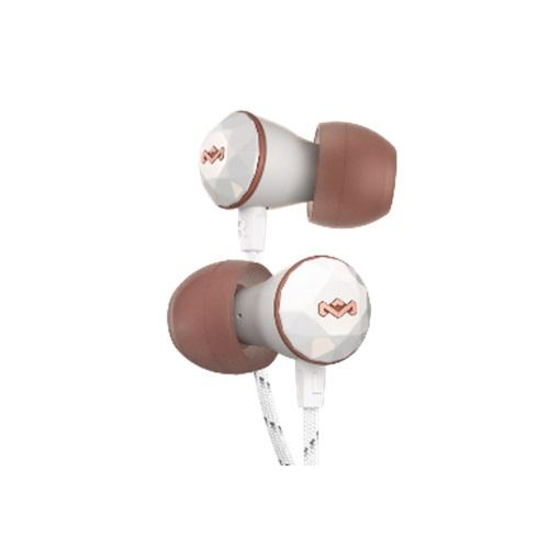 אוזניות In Ear קרמיות Nesta מבית House of Marley